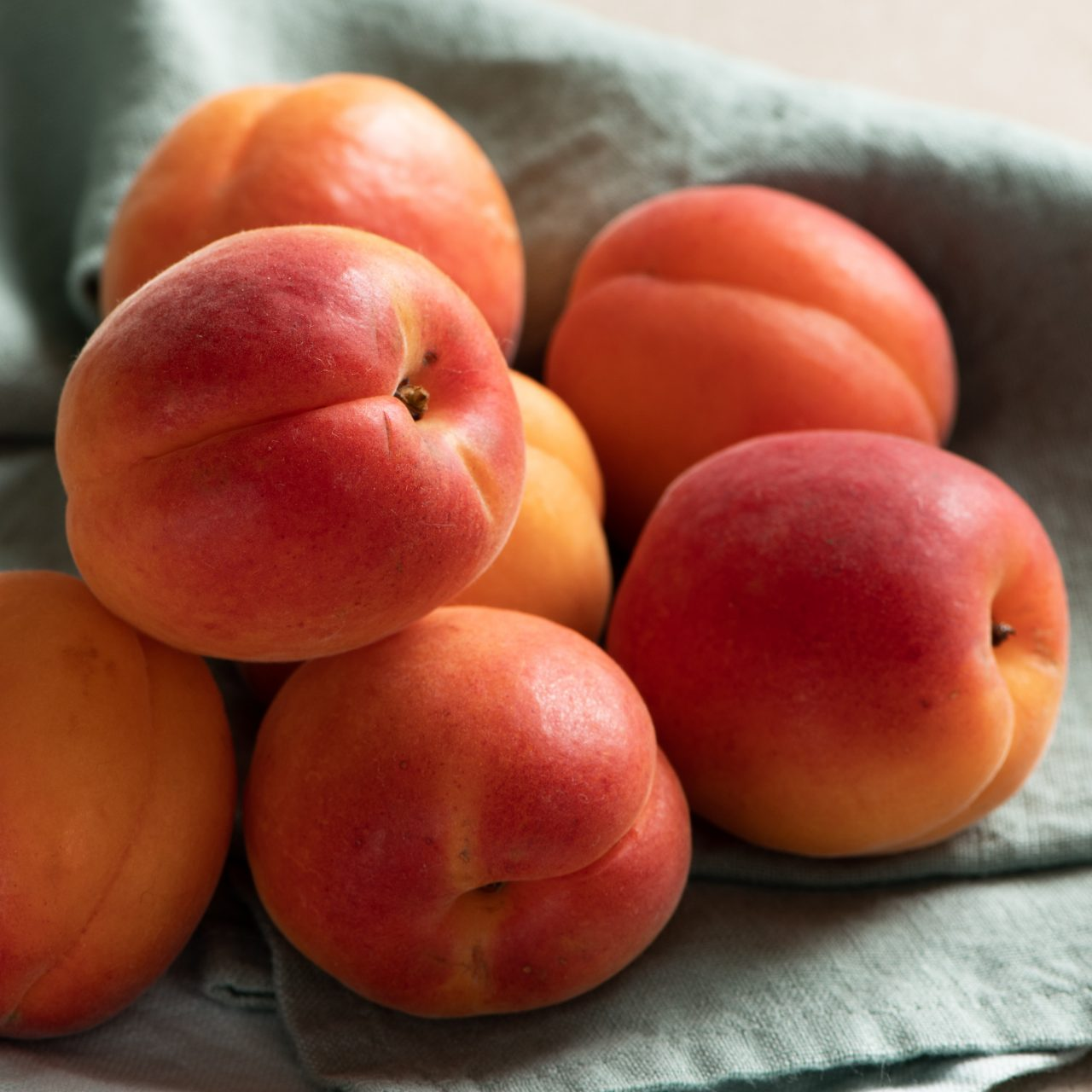 Abricot, Vanille, Fleur de Sel. Bio