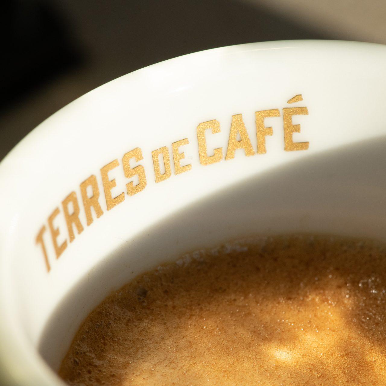 Café Blanc Maison Terre de Cafe