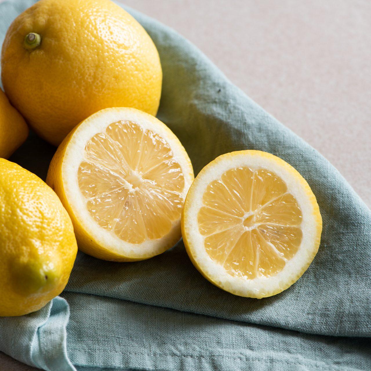Citron de Sicile Pointe de Yuzu