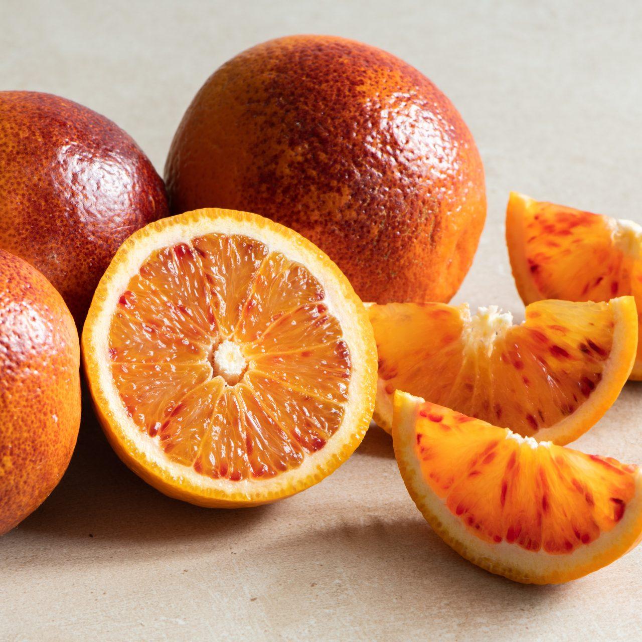 Orange Sanguine Sicile