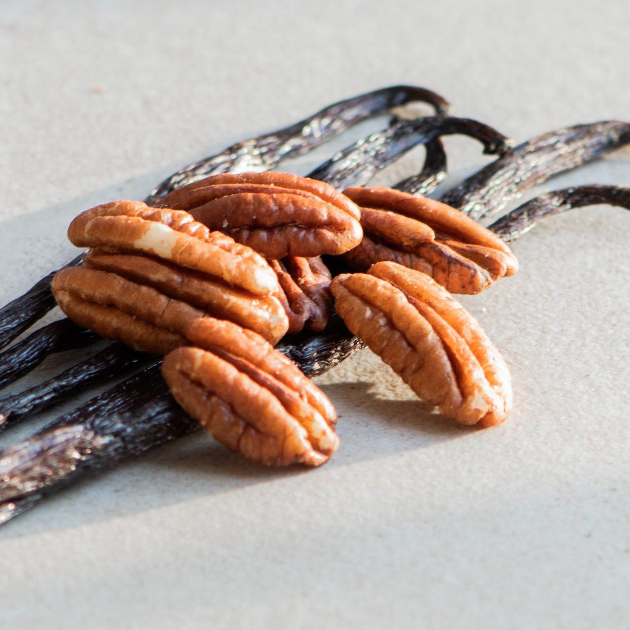 Vanille Bourbon Noix de Pécan, Usa